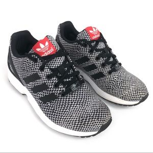 Adidas Torsion FX Flux Youth Kids 5y Running Shoes